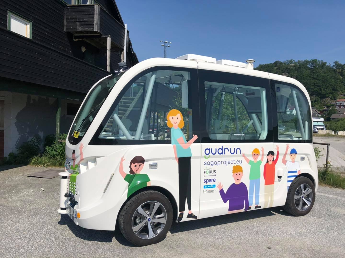 FABULOS puts self-driving busses on the streets