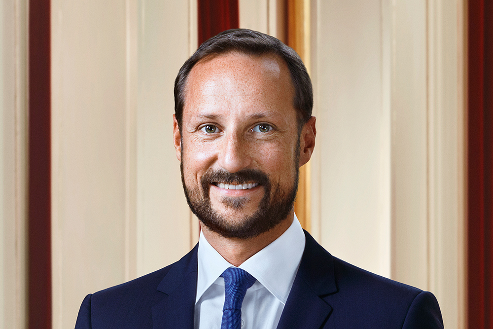 Crown Prince Haakon to open this year's Nordic Edge Expo