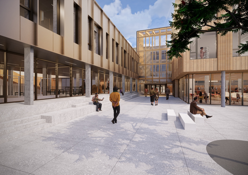 Building Dignity – Bergen inkluderingssenter