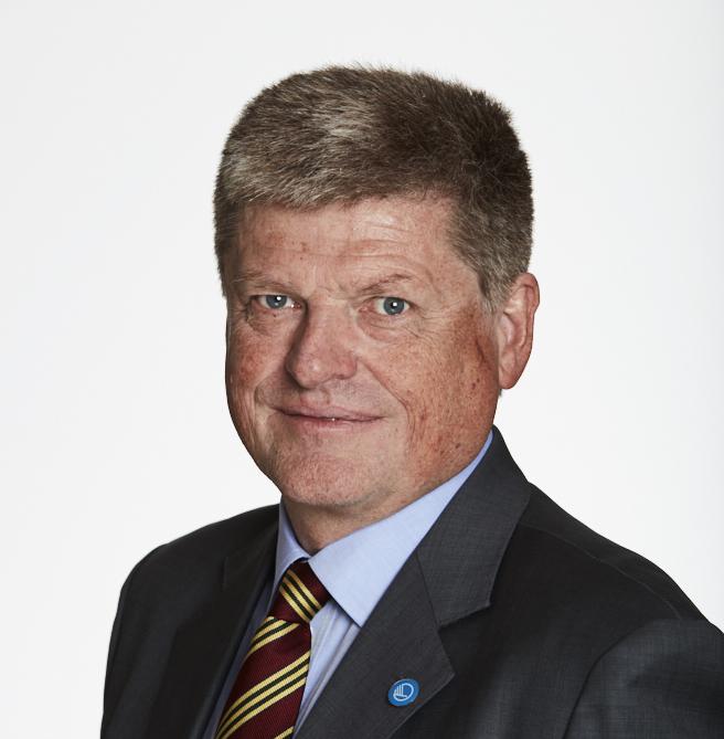 Svein Berg - Nordic Innovation
