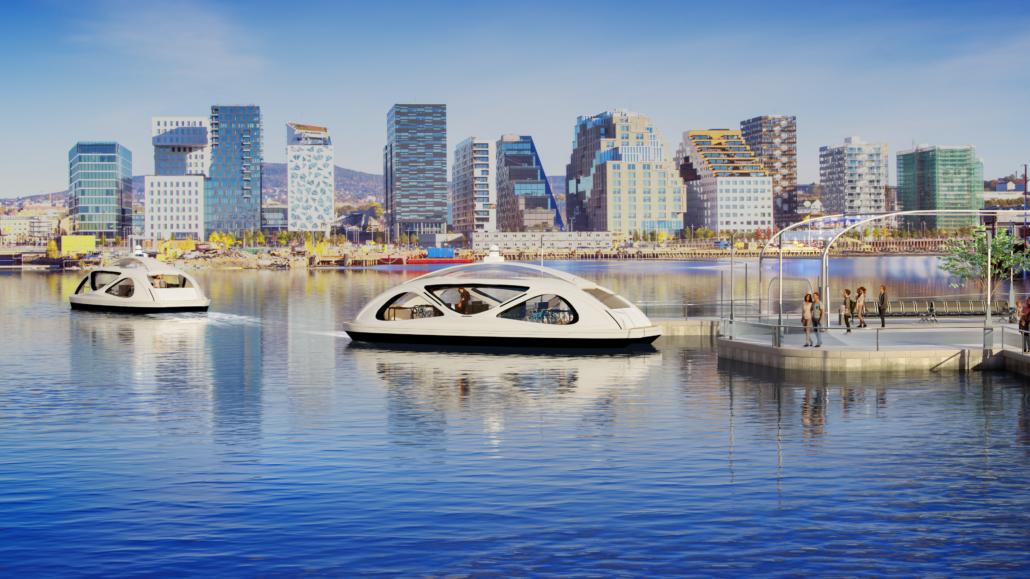 Autonome og utslippsfrie vannbusser kan bli Norges neste eksporteventyr