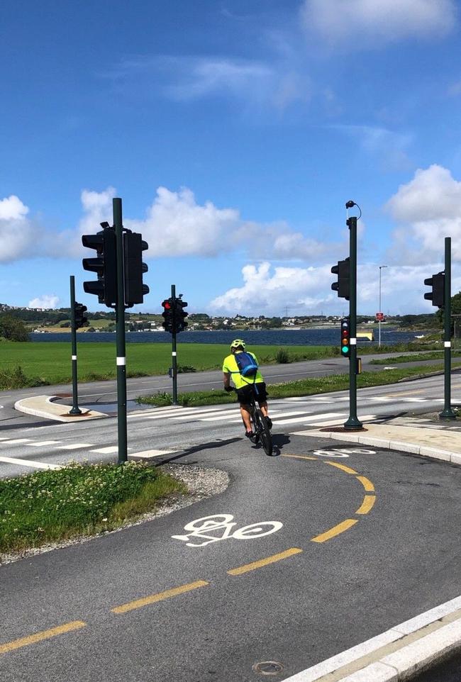 Sola kommune satser på ny teknologi for å fremme grønn mobilitet