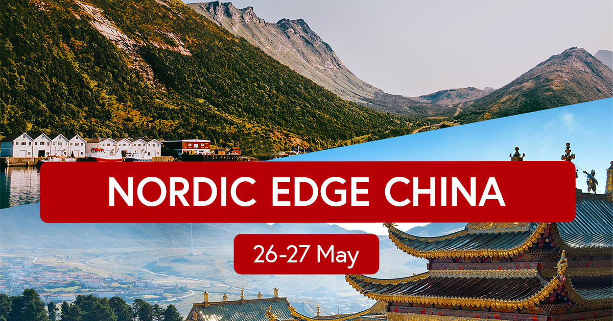 More than 33.000 took part in Nordic Edge China 2021