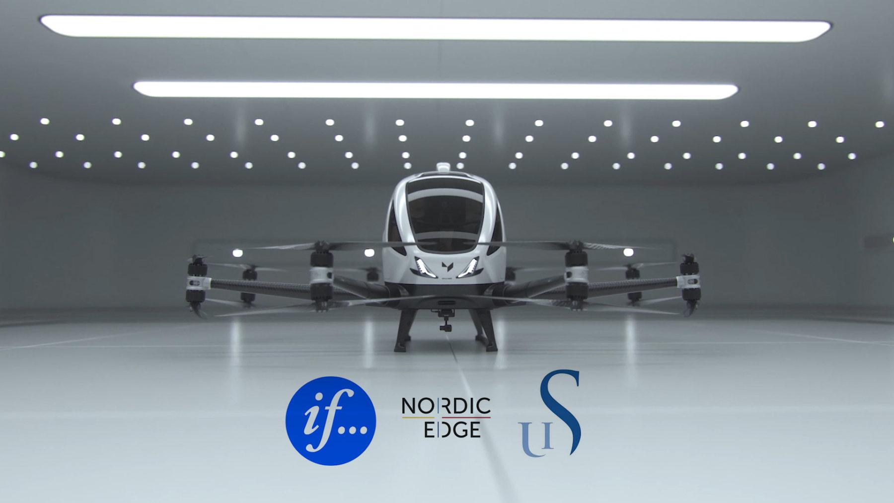 Partnerskap med Yago testarena for autonome kjøretøy