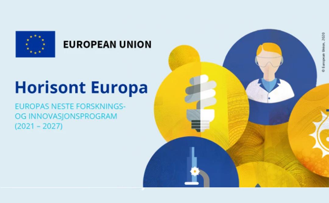 En lettbent og kort introduksjon til Horisont Europa