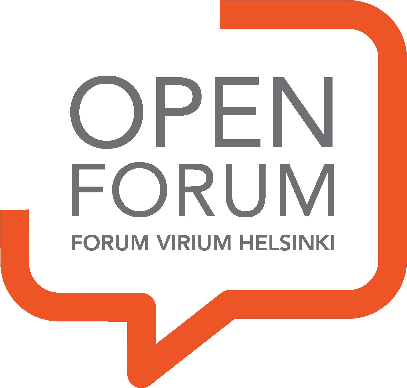Open Forum - Forum Virium Helsinki