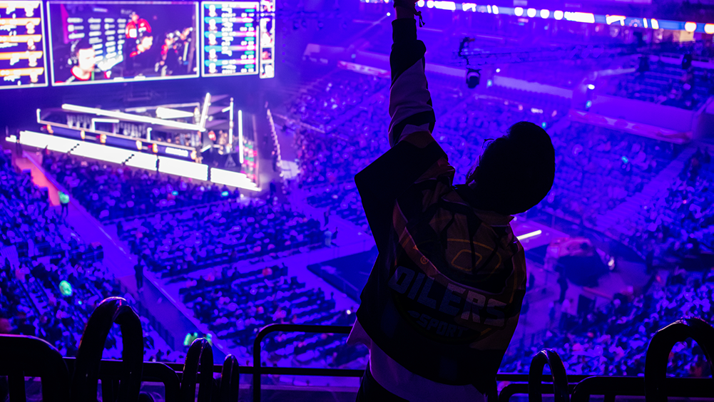 eSports is coming to Nordic Edge Expo 2021
