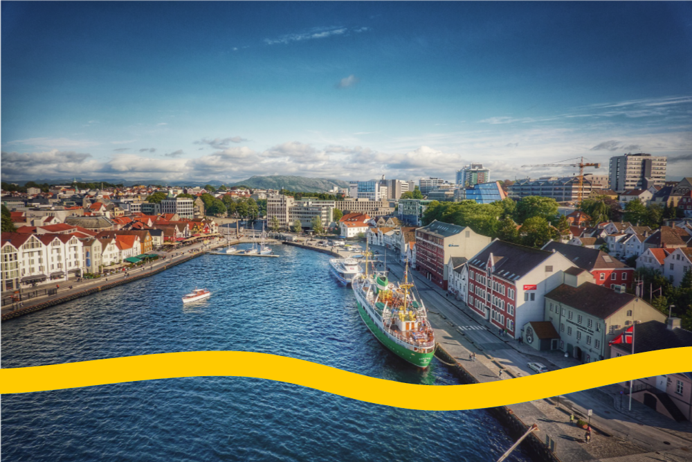 Registration to physical events & lunch in Stavanger during Nordic Edge Expo 2021