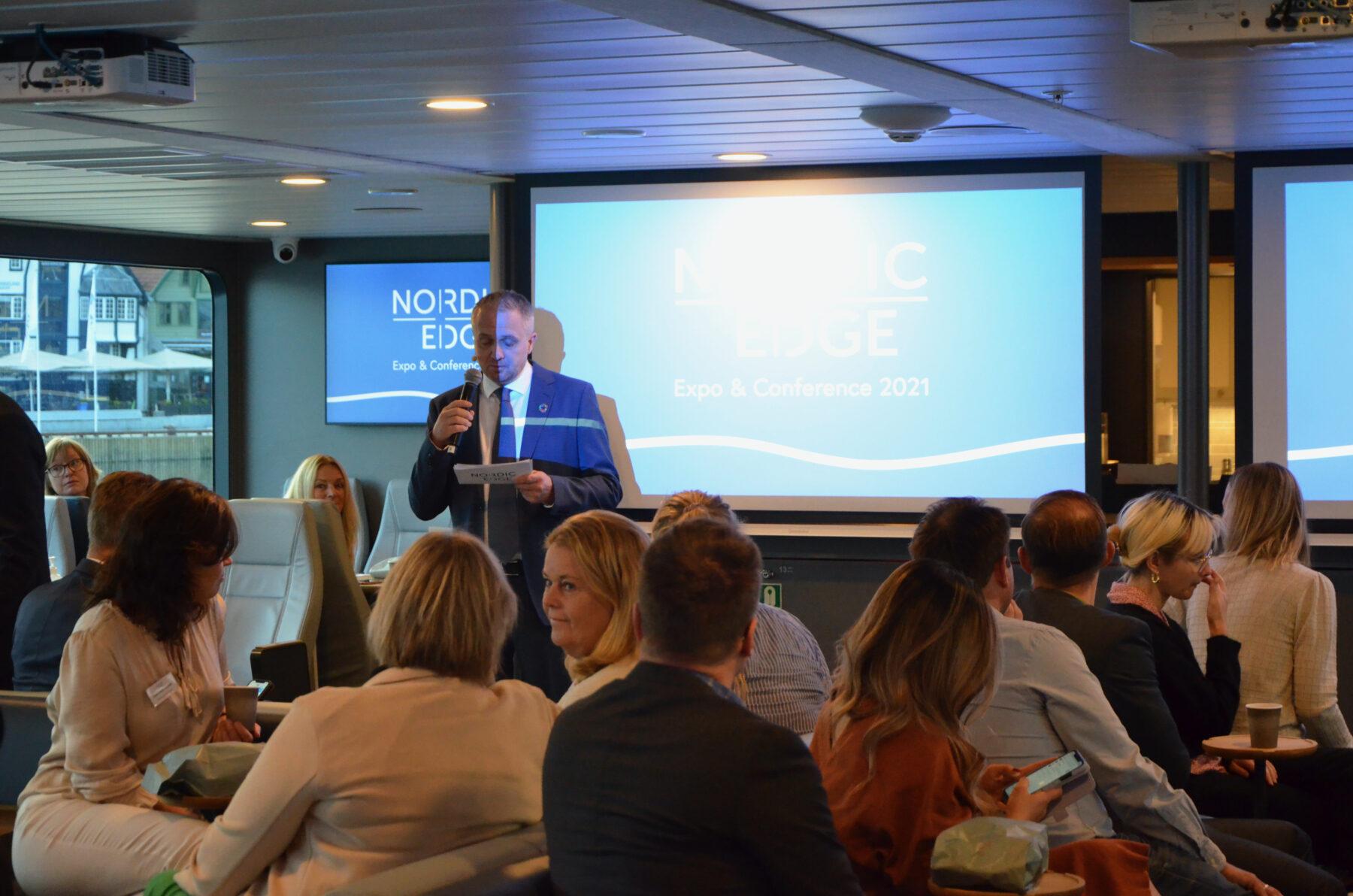 Nordic Edge Expo 2021 Kicks Off